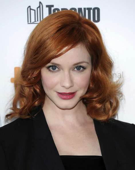Actress Christina Hendricks attends Jason Reitman's Live Read of