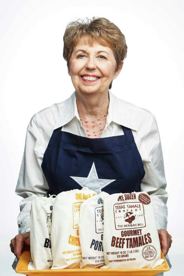 Shirley Bailey, COO, Texas Tamale Co.  poses for a portrait in the Houston Chronicle Photo Studio, Tuesday, Aug. 28, 2012, in Houston. ( Michael Paulsen / Houston Chronicle ) Photo: Michael Paulsen / © 2012 Houston Chronicle