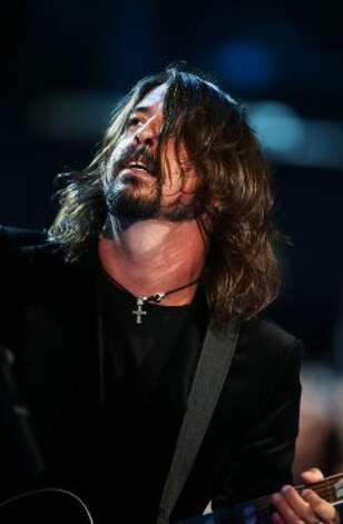 CHARLOTTE, NC - SEPTEMBER 06:  Musican Dave Grohl of the Foo Fighters performs during the final day of the Democratic National Convention at Time Warner Cable Arena on September 6, 2012 in Charlotte, North Carolina. The DNC, which concludes today, nominated U.S. President Barack Obama as the Democratic presidential candidate.  (Photo by Chip Somodevilla/Getty Images) (Getty Images)