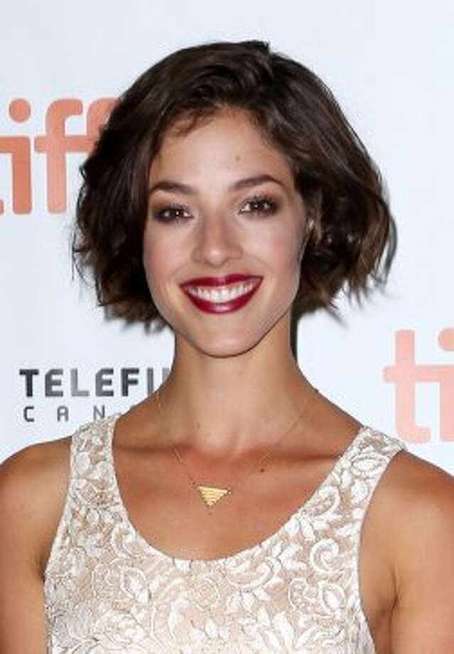 "Olivia Thirlby at the ""Dredd 3D"" premiere during the 2012 Toronto International Film Festival.  (Terry Rice / Getty Images)"