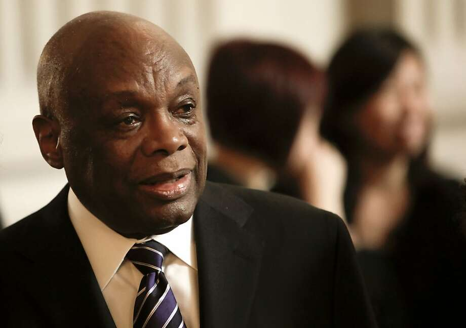 Willie Brown Photo: Michael Macor, The Chronicle