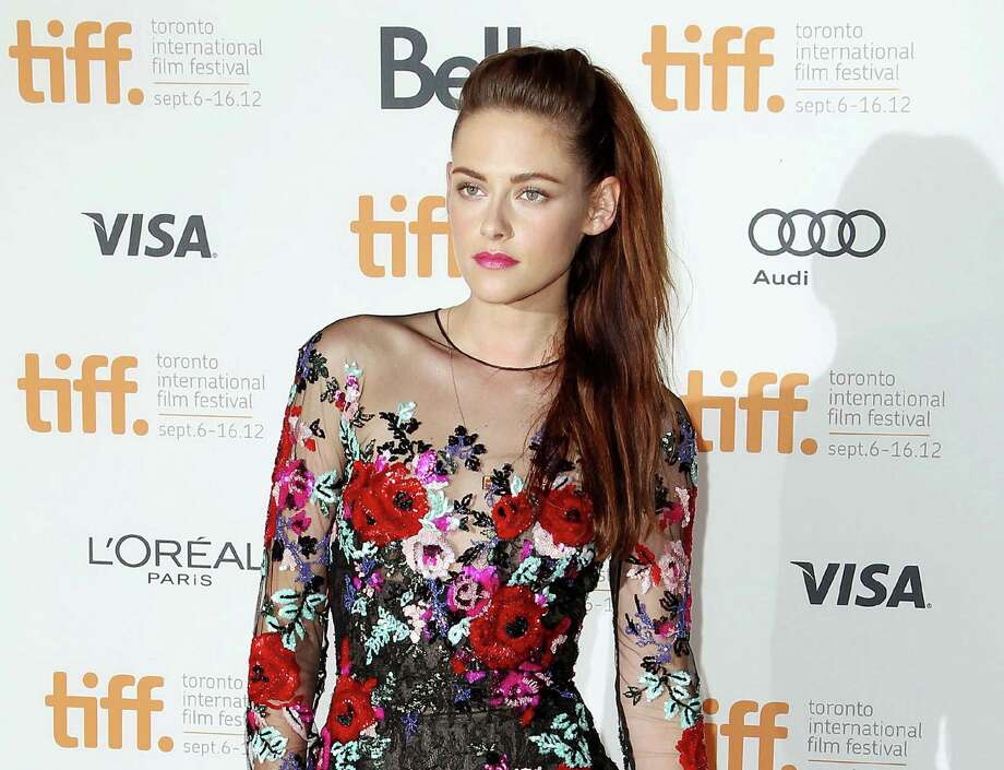 "This Thursday, Sept. 6, 2012 photo released by Starpix shows actress Kristen Stewart at the gala premiere for ""On the Road"" during the Toronto International Film Festival in Toronto. (AP Photo/Starpix, Marion Curtis) Photo: Marion Curtis"