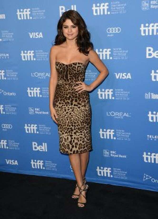 "Vanessa Hudgens attends the ""Spring Breakers"" photo call at the 2012 Toronto International Film Festival. (Jason Merritt / Getty Images)"