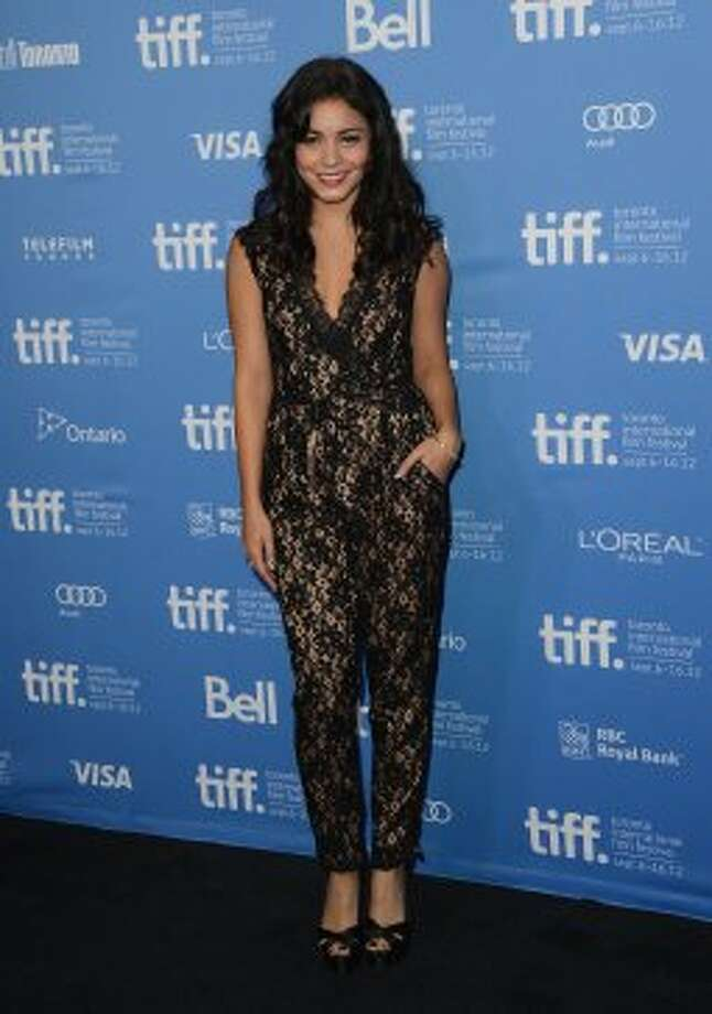 "Vanessa Hudgens attends the ""Spring Breakers"" photo call at the 2012 Toronto International Film Festival. (Jason Merritt / Getty Images)"