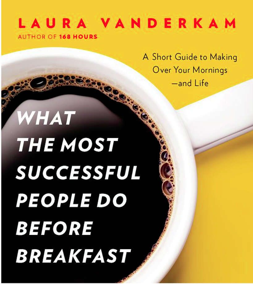 """What the Most Successful People Do Before Breakfast,"" by Laura Vanderkam; Penguin Publishing, 30 KB, 35 pages, $2.99"