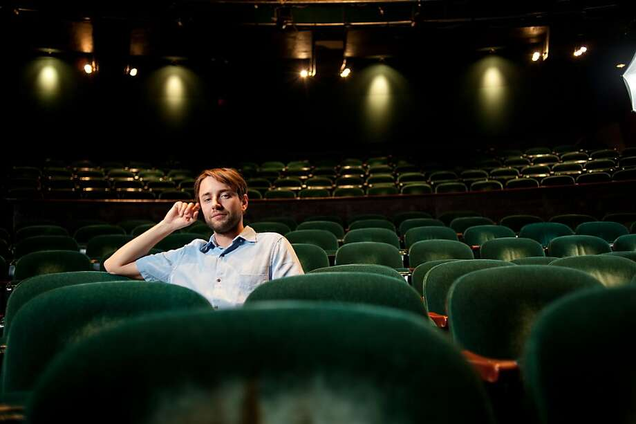 Vincent Kartheiser at San Jose Repertory Theatre. Photo: Thomas Webb, Special To The Chronicle