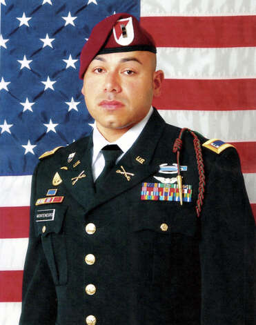 Warrant Officer Jose Luis Montenegro, 32, was killed Wednesday, Sept. 5, 2012, in Afghanistan.