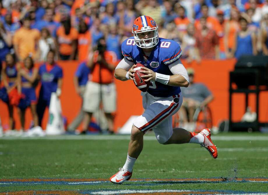 Jeff Driskel Photo: John Raoux / AP