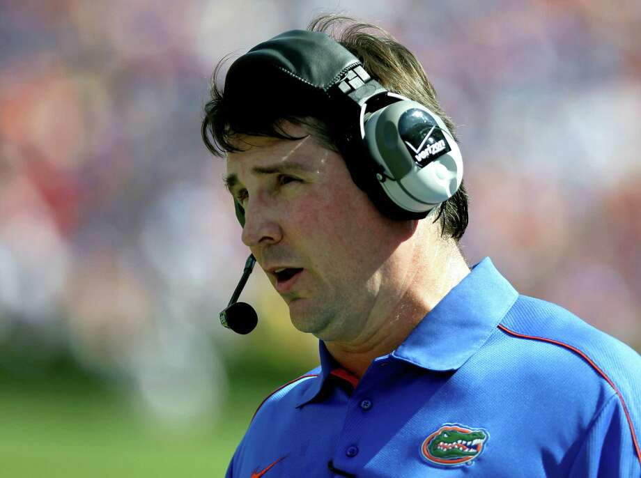Florida's Will Muschamp gears up for Texas A&M's offense after coaching against Texas Tech's version. Photo: John Raoux / AP