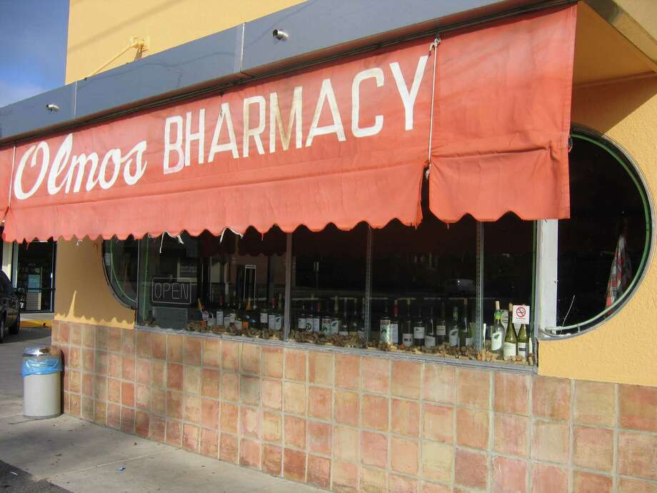 Exterior of the Olmos Bharmacy, which is in the former location of the Olmos Pharmacy. Photo: JESSICA BELASCO, SAN ANTONIO EXPRESS-NEWS / SAN ANTONIO EXPRESS-NEWS