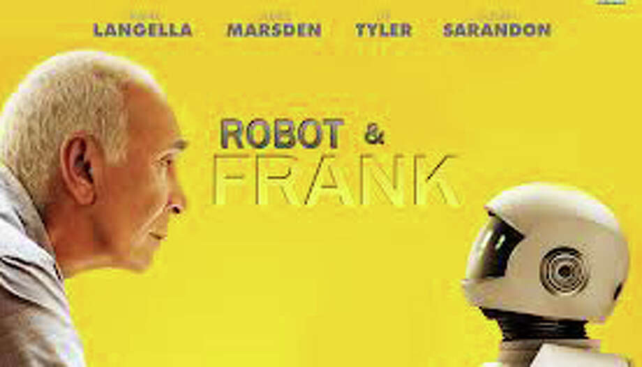 "The new movie, ""Robot & Frank,"" is playing in area theaters. Photo: Contributed Photo / Westport News contributed"