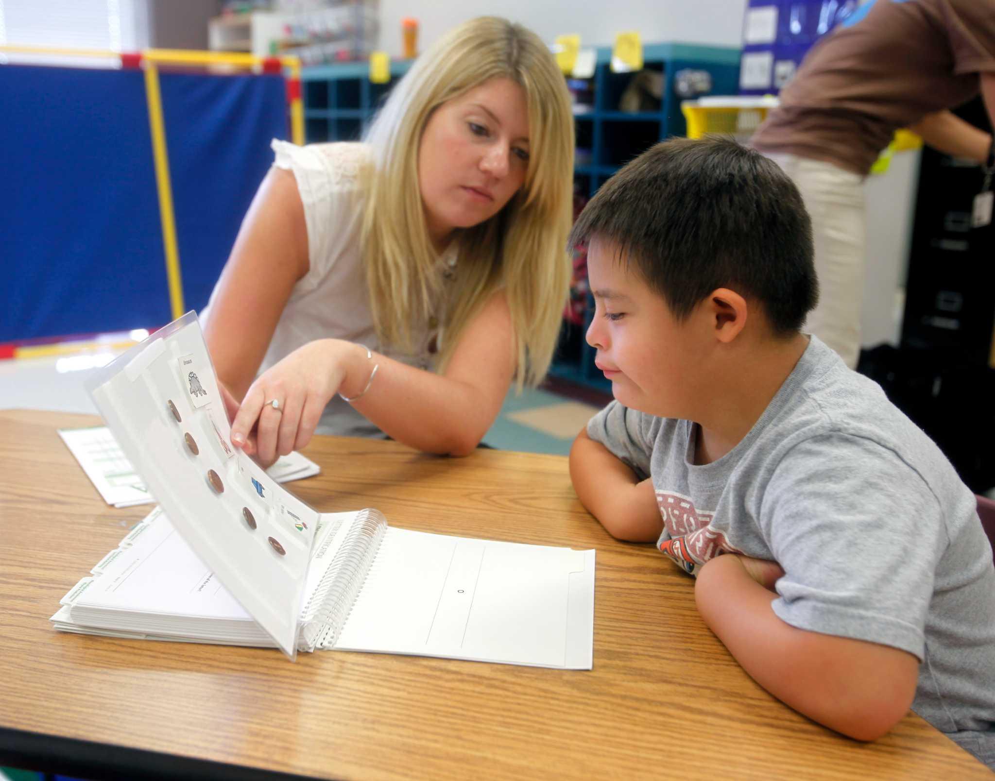 NEISD to pilot Down syndrome reading program - San Antonio