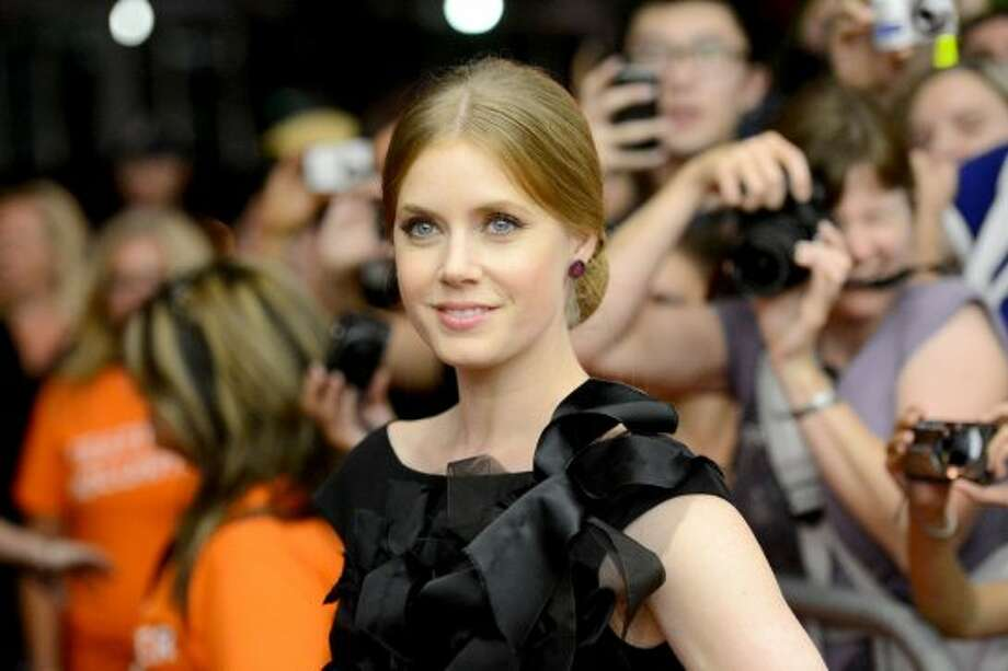 "Amy Adams attends ""The Master"" premiere during the 2012 Toronto International Film Festival.  (Jason Merritt / Getty Images)"