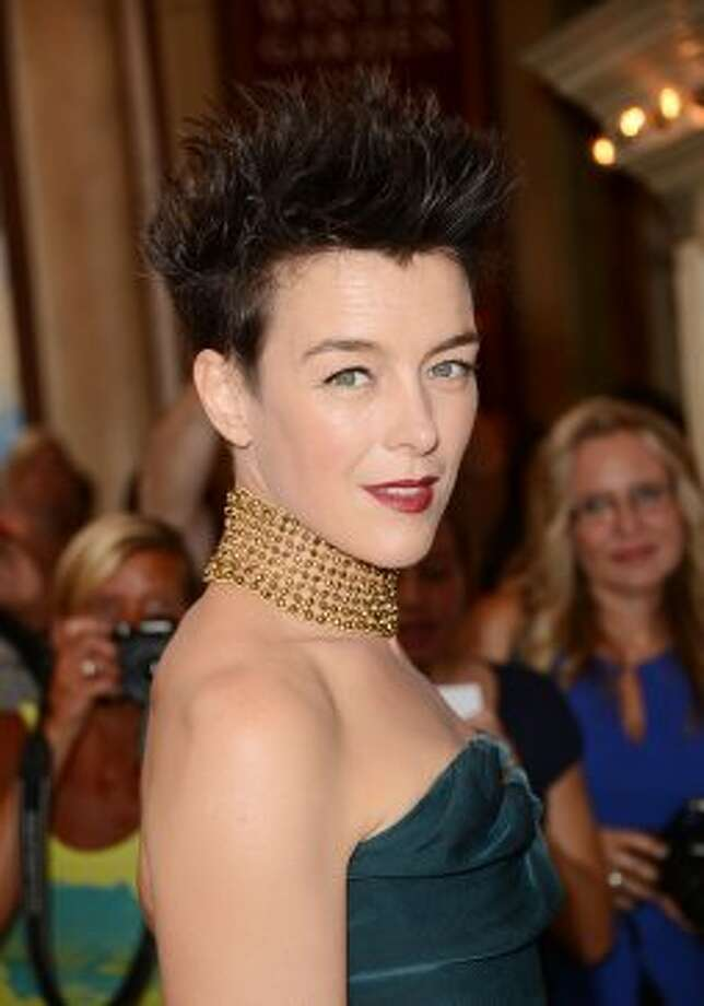 "Olivia Williams attends the ""Anna Karenina"" premiere during the 2012 Toronto International Film Festival.  (Jason Merritt / Getty Images)"