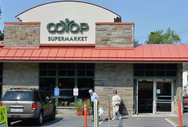Exterior of the recently remodeled Niskayuna Food Co-op Friday Sept. 7, 2012. (John Carl D'Annibale / Times Union) Photo: John Carl D'Annibale / 00019190A