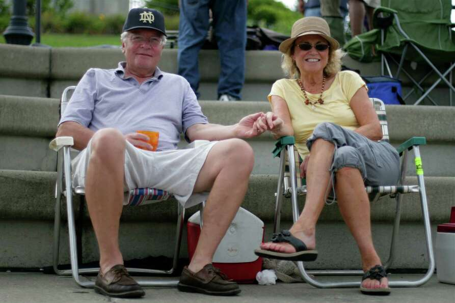 Were you Seen at Albany's Riverfront Jazz Festival on Saturday, Sept. 8, 2012?