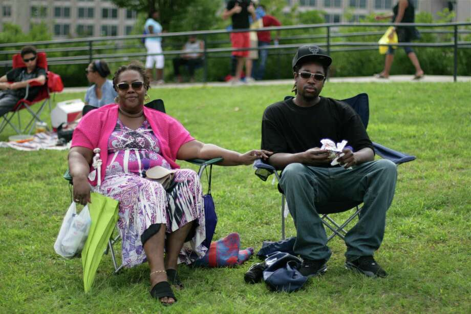 Were you Seen at Albany's Riverfront Jazz Festival on Saturday, Sept. 8, 2012? Photo: Michael Roselli