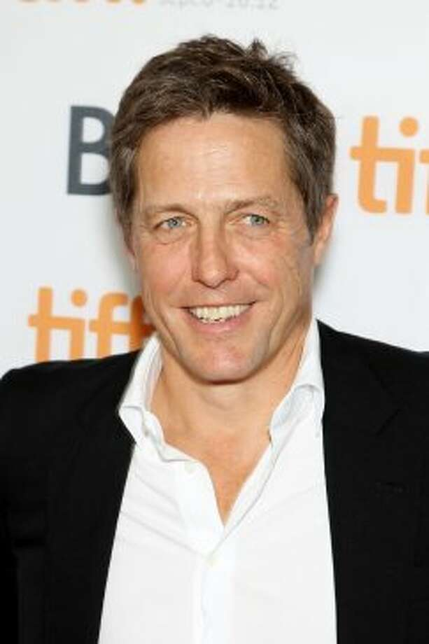 "This image released by Starpix shows actor Hugh Grant at the premiere of ""Cloud Atlas."" (ASSOCIATED PRESS)"