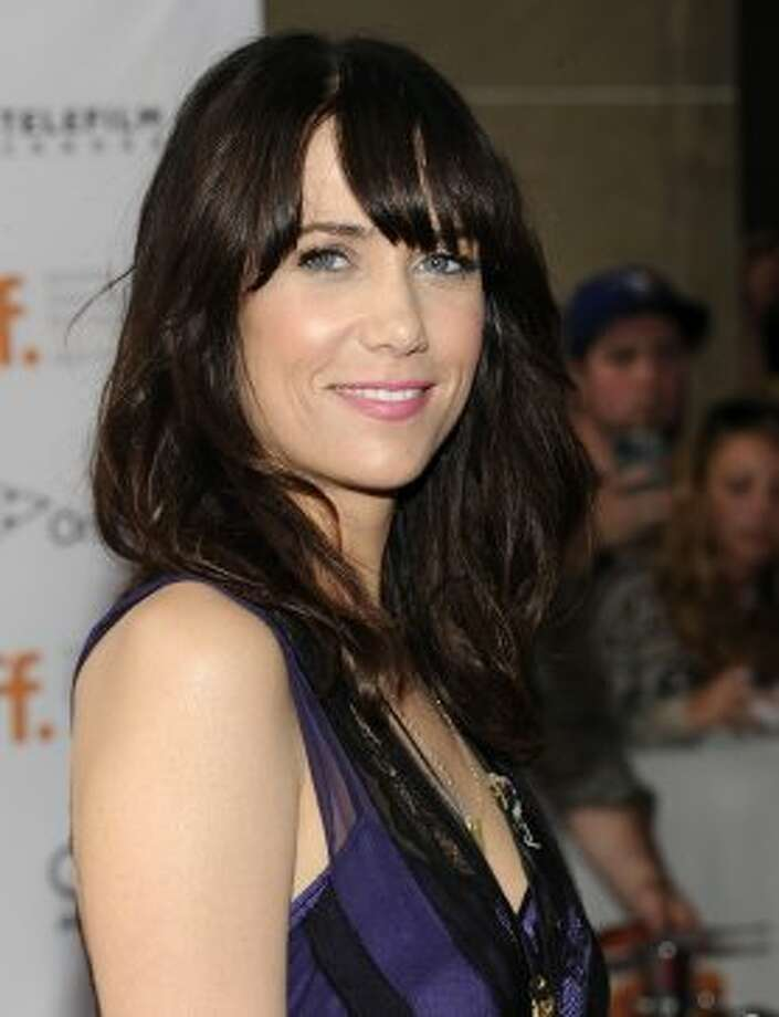 """Actress Kristen Wiig attends the """"Imogene"""" premiere. (EVAN AGOSTINI /INVISION/AP)"""