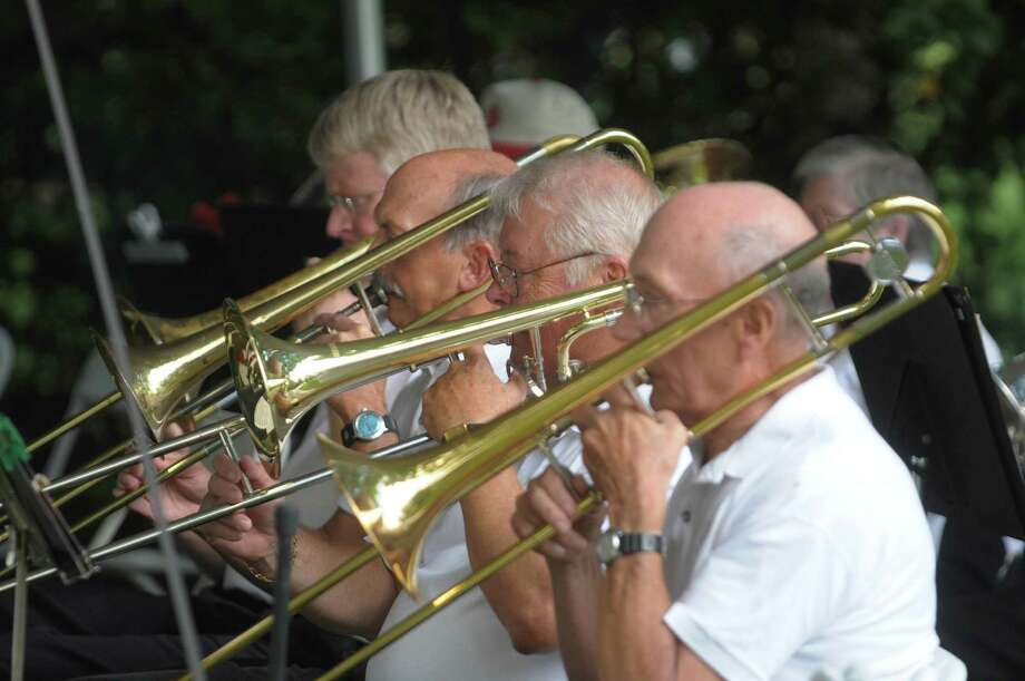 Colonie Town Band Free Holiday Concert, Monday, Nov 25, Colonie Memorial Town Hall.  Click for details. Photo: Paul Buckowski