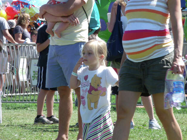 Were you seen at the Oyster Festival on Sunday at Veteran's Memorial Park, Norwalk? 9/9/2012 Photo: Todd Tracy / Connecticut Post contributed