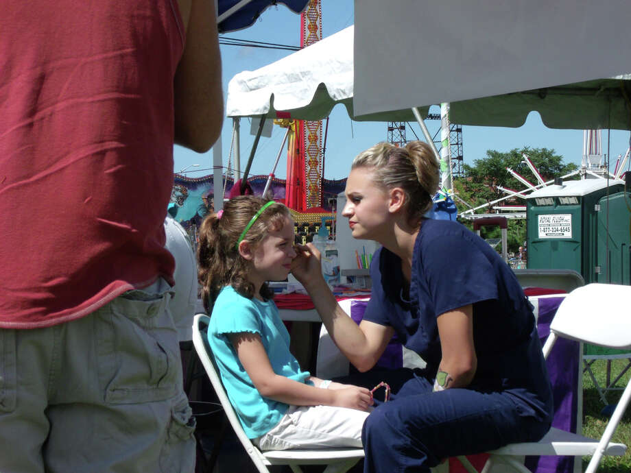 Were you seen at the Oyster Festival on Sept. 9, 2012, at Veteran's Memorial Park in Norwalk? Photo: Todd Tracy / Connecticut Post contributed