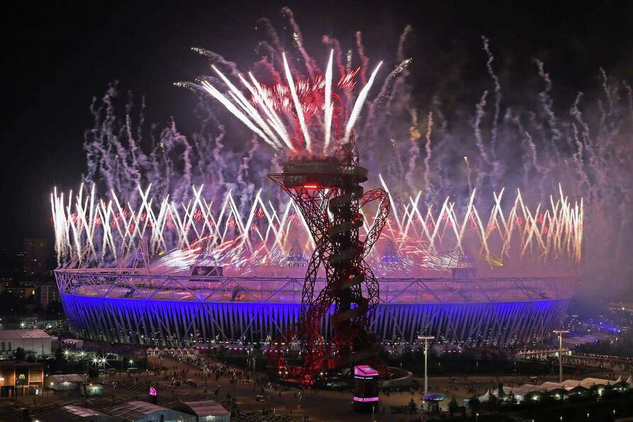 Most mentioned events No. 5 - London 2012 Olympics