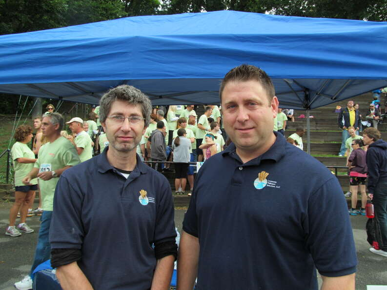 Were you Seen at the 11th Annual Teal Ribbon Run/Walk at Washington Park in Albany on September 9, 2
