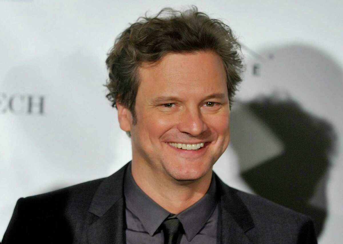 TORONTO, ON - SEPTEMBER 10: Actor Colin Firth attends the The Weinstein Company and Alliance Pictures dinner for