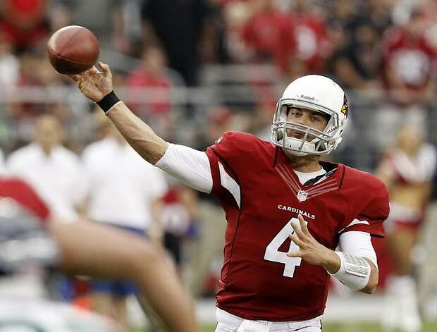 Kevin Kolb, relieving injured Cardinals starter John Skelton, led Arizona to a come-from-behind win. Photo: Ross D. Franklin, Associated Press