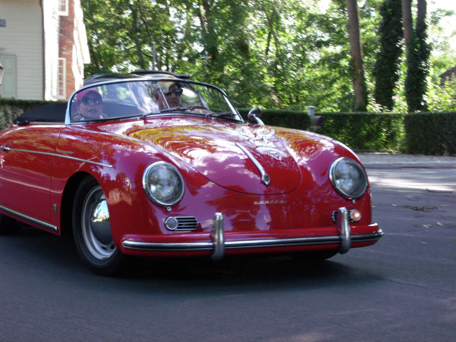 Were you seen at Westport's Concours d'Elegance Nutmeg Tour for Autism on Sunday, Sept. 9, 2012? Photo: Todd Tracy / Connecticut Post contributed