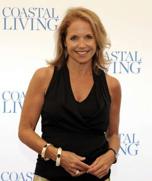 "Katie Couric: After co-hosting ""Today""  for 15 years - 1991 to 2006 - Couric is lau"