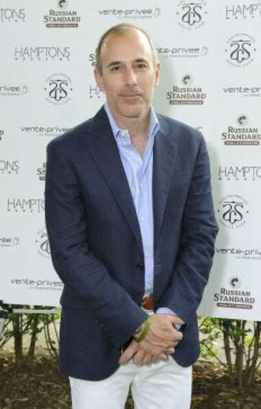 Lauer, 54, in 2012. He has widely been reported to have been supportive of Ann Curry's firing in J