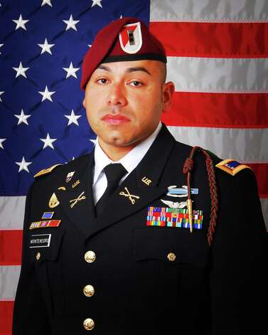 Chief Warrant Officer 2 Jose Montenegro, Jr.  Montenegro was killed when his OH-58D Kiowa Warrior helicopter crashed in eastern Afghanistan Sept. 5, 2012.  Montenegro was assigned to Troop F, 1-17 Air Cavalry Regiment, 82nd Combat Aviation Brigade, 82nd Airborne Division. Photo: Photo Courtesy Pro Image Digital;Inc., Courtesy / U.S. Army