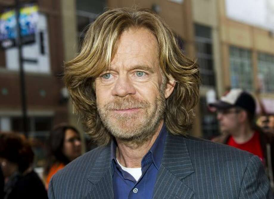 "Actor William H. Macy poses on the red carpet for the new movie ""The Sessions."" (ASSOCIATED PRESS)"
