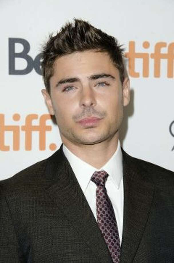 "Actor Zac Efron attends the ""At Any Price"" premiere. (ARTHUR MOLA/INVISION/AP)"
