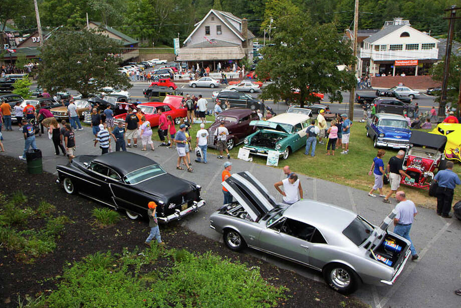 Were You 'Seen' at the 24th Annual Adirondack Nationals Car Show at the Fort William Henry in Lake George on September 8-9, 2012? Photo: Brian Tromans