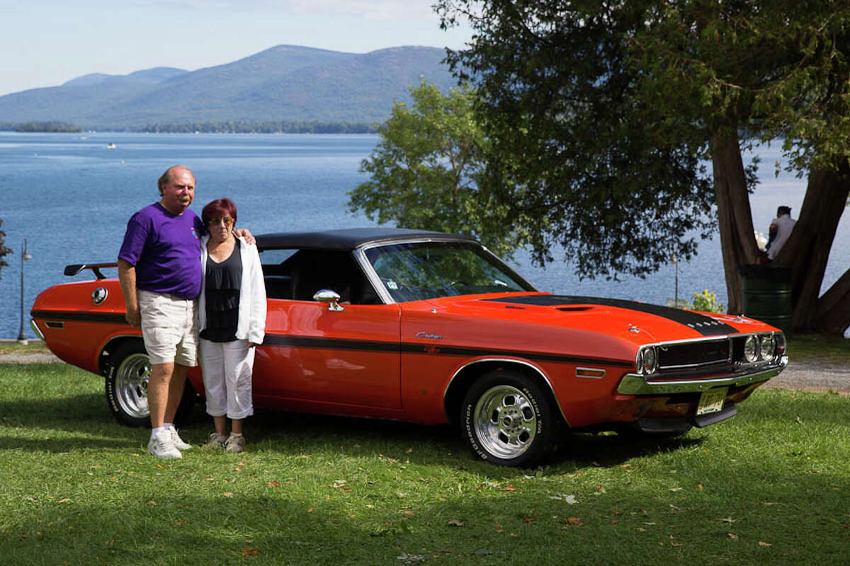 Were You 'Seen' at the 24th Annual Adirondack Nationals Car Show at the Fort William Henry in Lake George on September 8-9, 2012?