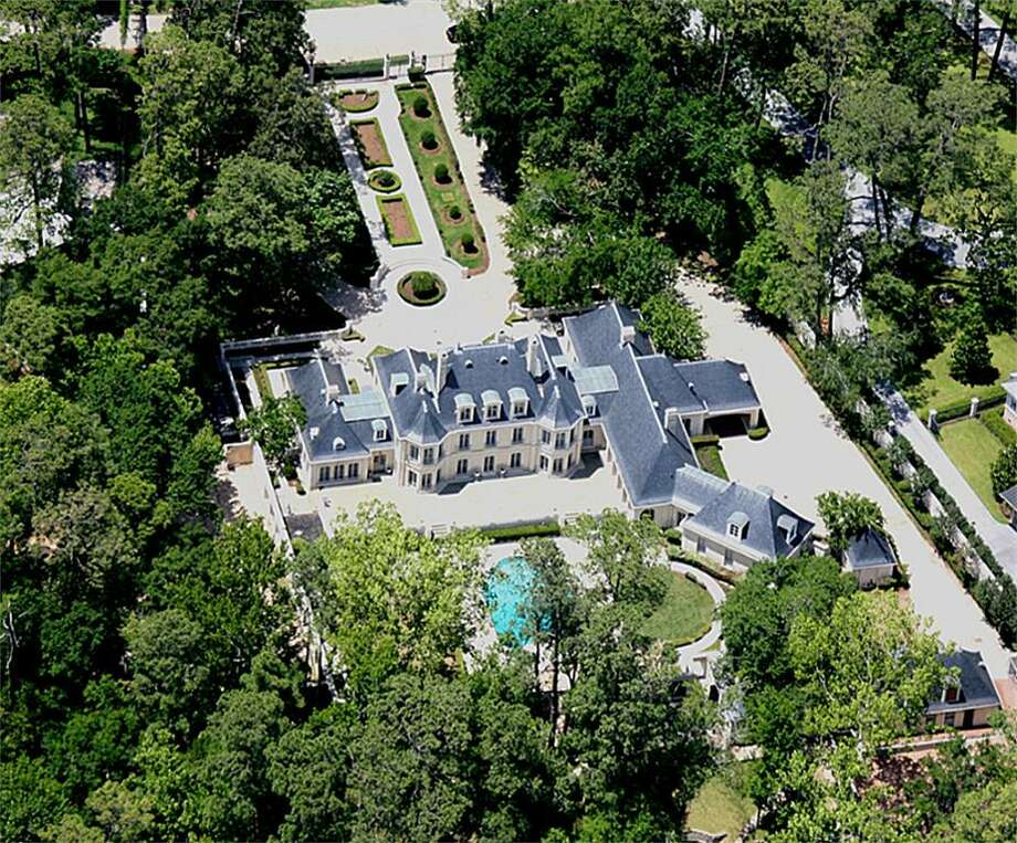 306 Friar Tuck: $5.65 million This $5.6 million home has six bedrooms and six baths and is a roomy 12,000 square-feet. It's a reproduction of a 18th-century French chateau, but the retailers said it's currently just a shell.