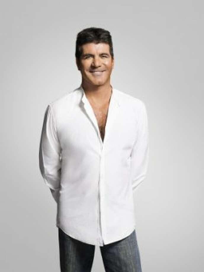 2011: Simon Cowell