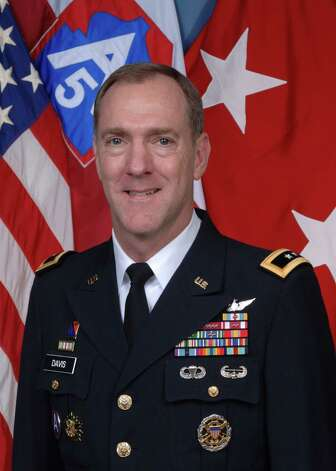 Maj. Gen. Walter L. Davis is the deputy commanding general of U.S. Army North (5th Army), Fort Sam Houston. Photo: Courtesy