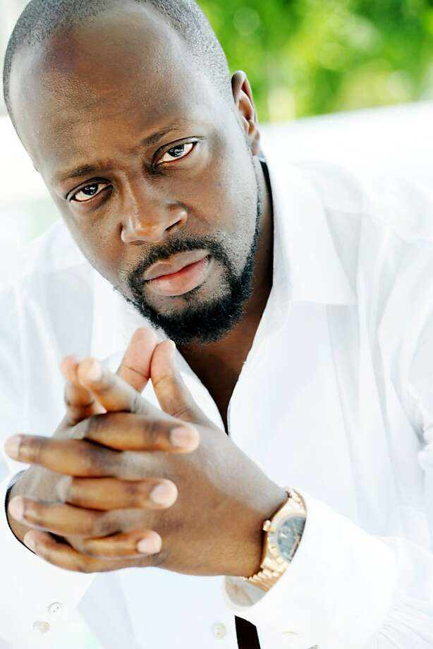 "Wyclef Jean publishes the memoir ""Purpose: An Immigrant's Story"" amid political controversy. Photo: Cyrille Margarit"