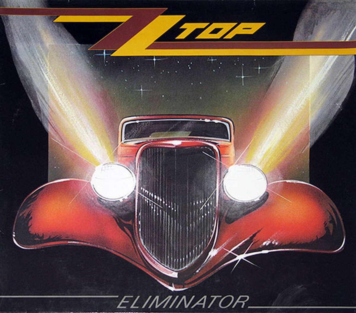 Eliminator, by ZZ Top 1983
