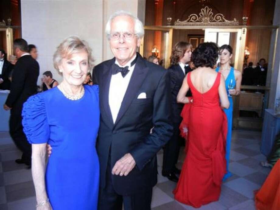 Nancy and Joachim Bechtle (Catherine Bigelow)