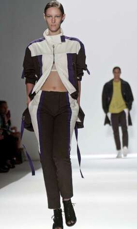 for Tuesday Setp 11 NY Fashion week story. Richard Chai collection Photo: Bebeto Matthews, STF / AP