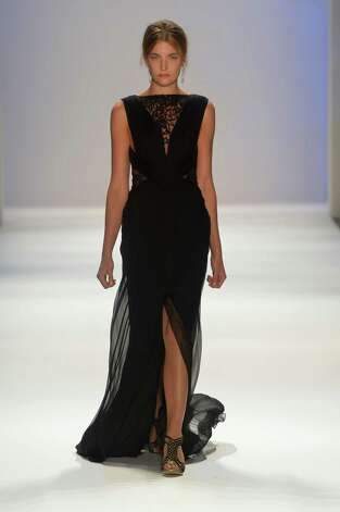 Tadashi Shoji photos for Tuesday NY Fashion week story (More TK) Photo: Mike Coppola, Staff / 2012 Getty Images