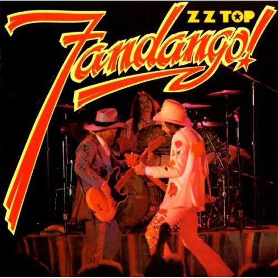 Fandango!, by ZZ Top 1975