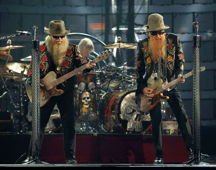 The music and style of ZZ Top has traveled a meandering path since the band began in the late 1960s. Photo: Houston Chronicle File Photo / © 2011 Houston Chronicle