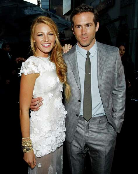 Married: Ryan Reynolds wed Blake Lively on Sept. 9. While it's Lively's first marriage, Reyno