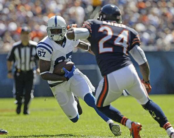 Reggie Wayne, Colts, 9 catches, 135 yards, 0 touchdowns. Nam Y. Huh/Associated Press Photo: Associated Press